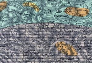 1884-1894 Atlas Geologiczny Galicyi